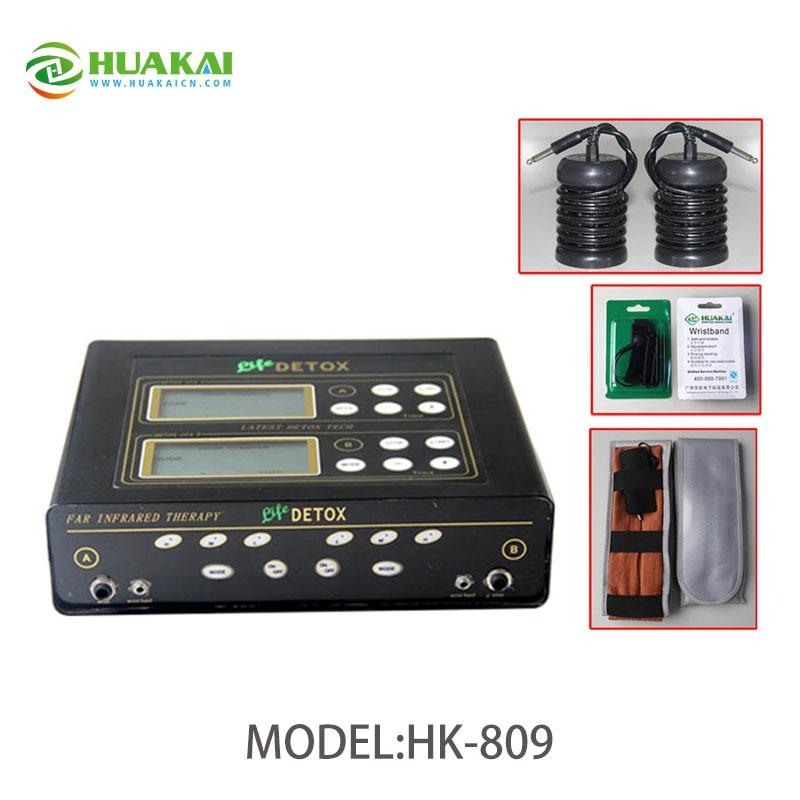 With Big Power Ion Cleanse Detox Spa Machine for Dual User кальсоны user кальсоны