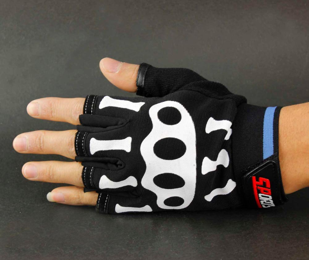 Leather motorcycle skeleton gloves -  Por Skeleton Leather Gloves Skeleton Leather Gloves Skeleton Motorcycle