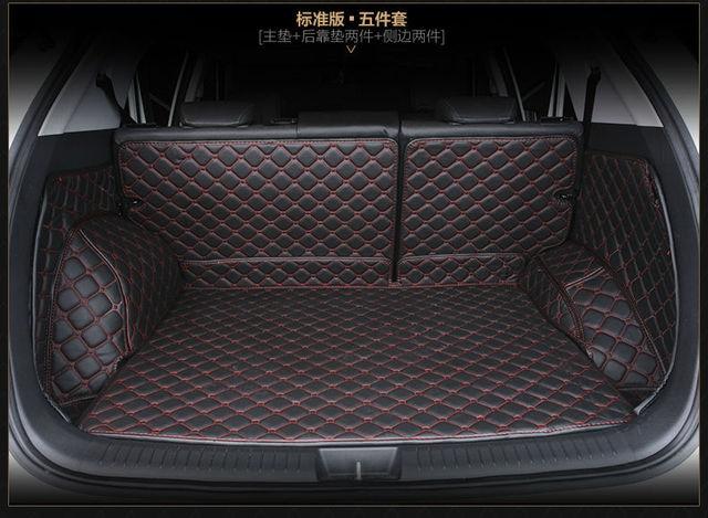 cargo liner tapis de coffre de voiture pour suzuki swift. Black Bedroom Furniture Sets. Home Design Ideas