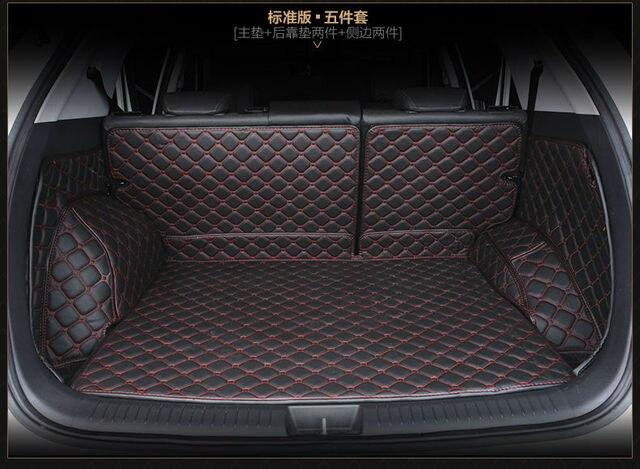 Cargo Liner Car Trunk Mat For Suzuki Swift Liana 2 3 Jimny GRAND VITARA Mazda