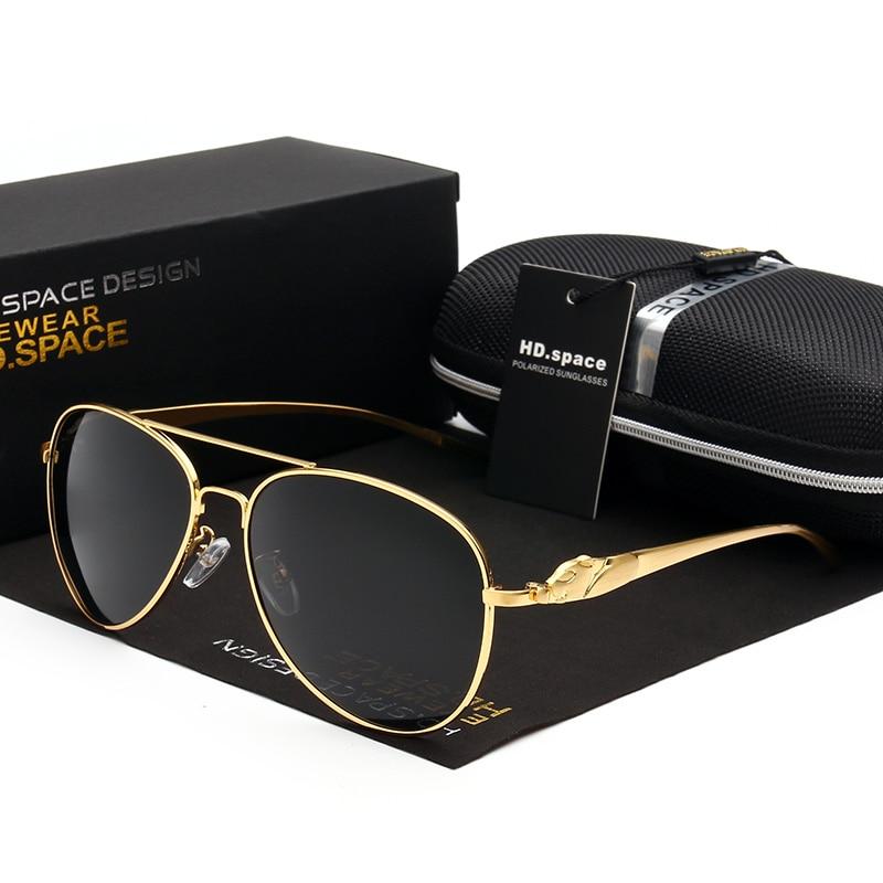 Classic Polarized Sunglasses mes