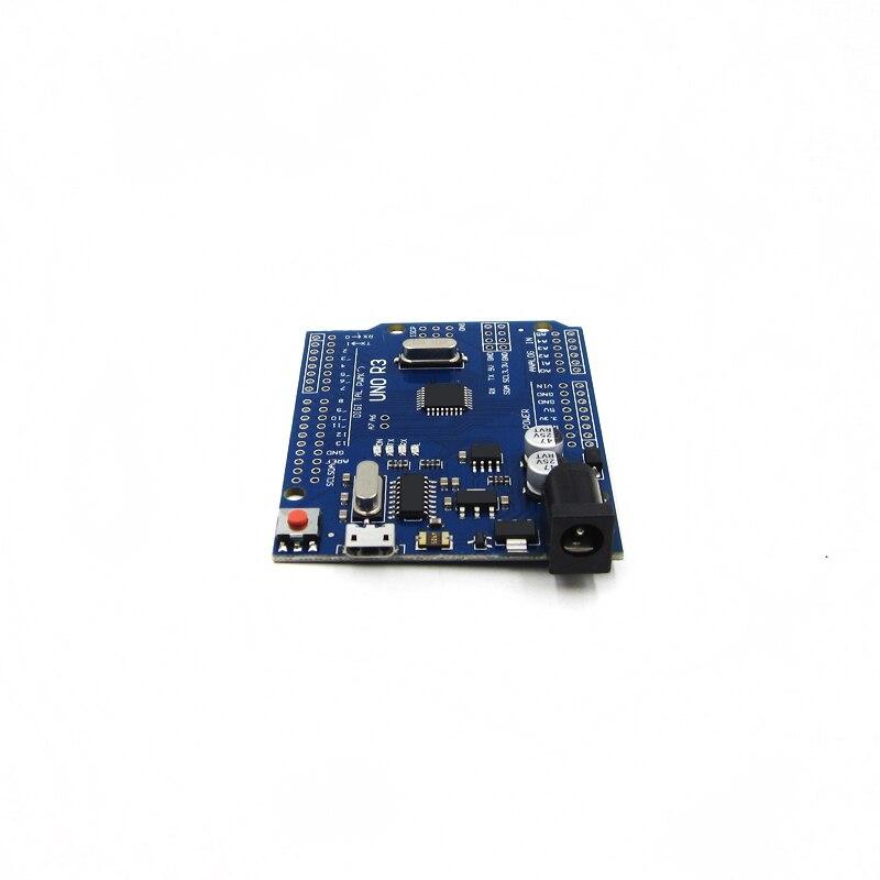 Version Arduino UNO R3 ATMEGA328P-16AU CH340G Micro USB Board DIY