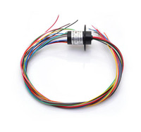 Free Shipping Micro Conductive Slip Ring 12 Circuits 1.5A Diameter 12.6mm Spare Parts
