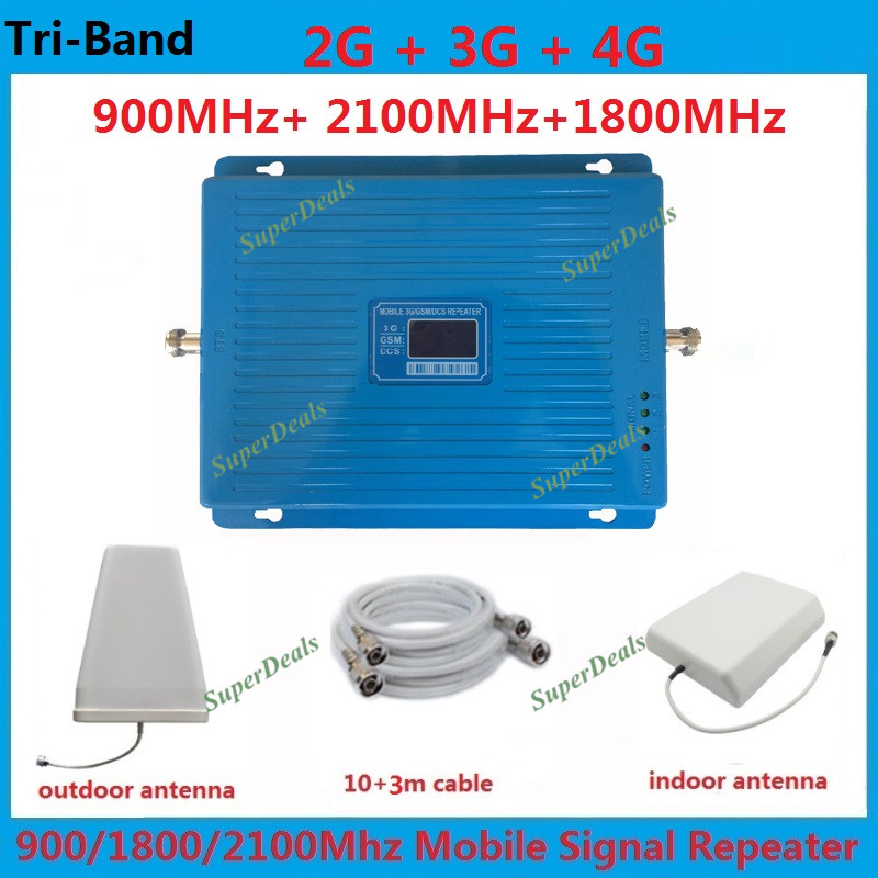 2G 3G 4G GSM 900 DCS 1800 3G WCDMA 2100 MHz Tri Band Mobile Cell Phone