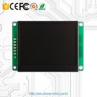 crystal screen 3.5 inch TFT intelligent liquid crystal display screen RS232 HMI interface (3)