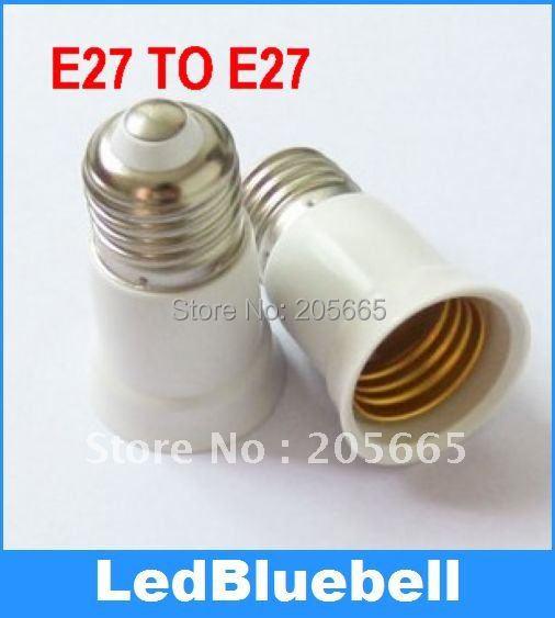 E27 удлиненный лампа E27 27 больше Лампа адаптер E27 удлиняют патрон