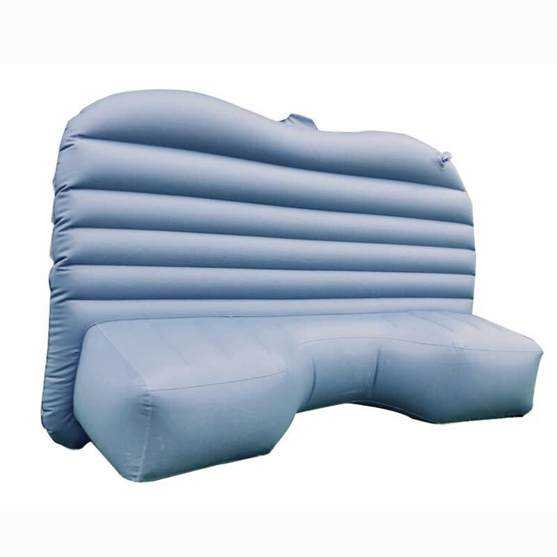 Car Travel Camping Inflatable Mattress Outdoor Child Sleep Air Bed Cars Seat Covers Back Seat Air Couch