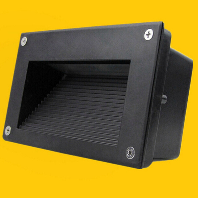 interior step lighting. free shipping (12pcs/lot) interior recessed 9w led step lights wall square led underground light ac85 265v-in lamps from lighting n