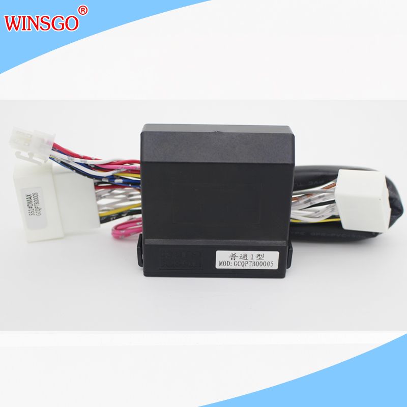 Car Automatic Window Closer Remote Control LHD Left Hand Drive For D-MAX/MU-X