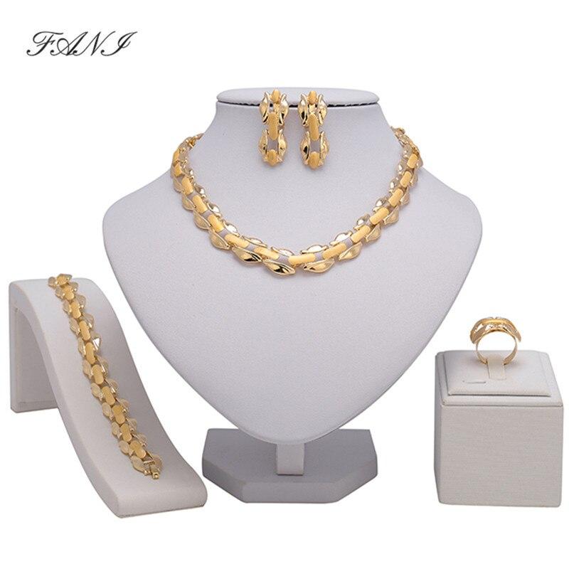 Fani African Jewelry Set...