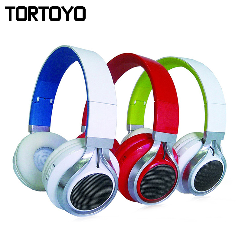 TechCool BH516 Headphone Wireless Bluetooth Headset with LED Light Sports Headband HIFI Earphone Super Bass Subwoofer for iPhone bh 23 wireless headphone
