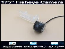 175 Degree 1080P Fisheye Lens Car Rear view Camera Parking Reverse For Mercedes Benz Smart Fortwo / ED