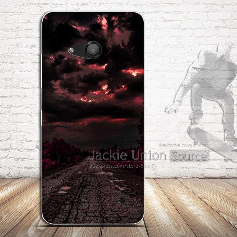 Dla nokia 640 case pokrywa luksusowa druk miękki tpu back case pokrywa dla microsoft nokia lumia 640 krzemu telefon komórkowy obejmuje przypadki 5