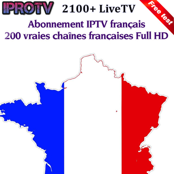 1 Year IPROTV IPTV for Android set top box Arabic French Subscription Europe Arab France IPTV Box pk qhdtv NeoTV Volka TV pro