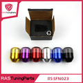 New Style Engraved Mark M10x1.5 Thread Billet Shift Knob For Honda With Logo  RS-SFN023
