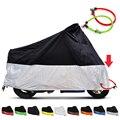 Moto rcycle чехол для moto rbike защитный чехол для скутера pluie moto чехол для moto rcycle водозащитный чехол для moto r hoes funda cubre moto