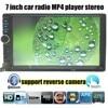New 7 HD Bluetooth Car Stereo Radio 2 DIN FM USB AUX Touch Screen MP5 MP4
