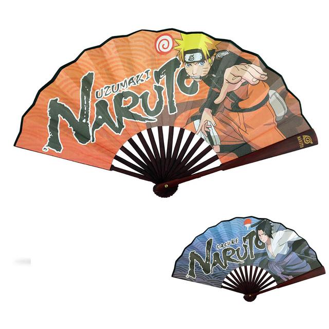Naruto 8″Hand Fan Folding Fan