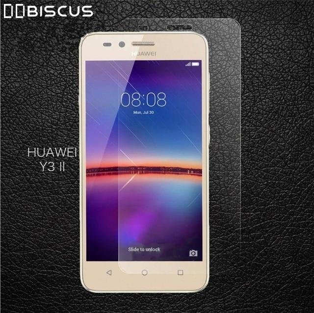 huawei y3ii. for huawei y3ii y3 2 ii lua l02 l03 l21 tempered glass screen protector y 3ii y3ii