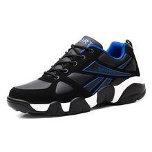 Мужские дышащие кроссовки для тренировок уличная удобная спортивная