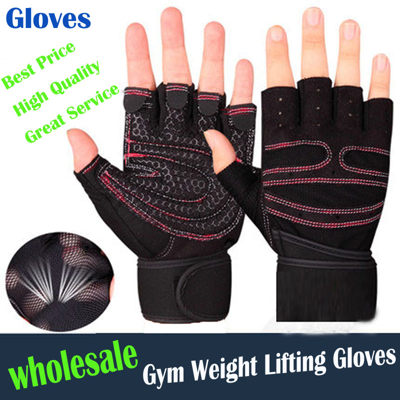 Women Work Out Gloves Weight Lifting Gym Sport Exercise: Aliexpress.com : Buy High Quality Women/Men Gym Gloves