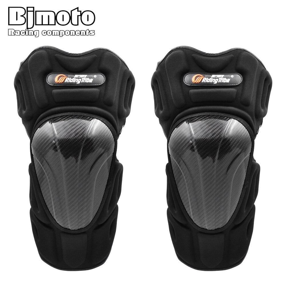 Équitation Tribu 4 pièces Moto Genou Protecteur Plaquettes Motocross Protection Scoyco Engrenage Anti-choc Protecciones
