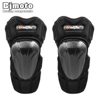 Riding Tribe 4PCS Motorcycle Knee Guard Protector Pads Motocross Protective Scoyco Gear Anti shock Protecciones