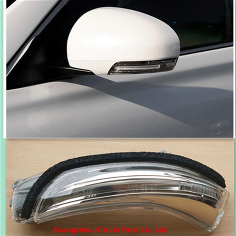 Rearview Turn Signal Side Mirror LED Flasher Repeater For Toyota WISH PRIUS REIZ MARK X CROWN AVALON 81740-30130 81730-30140 cafoucs led rearview side mirror turn signal lights mirror lamp for toyota prius reiz wish mark x crown avalon page 6