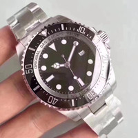 High Quality Watch Top Brand New Luxury Wristwatch Basel Stainless Steel 43MM Watch Automatic Mechanical Mens Watch AAA