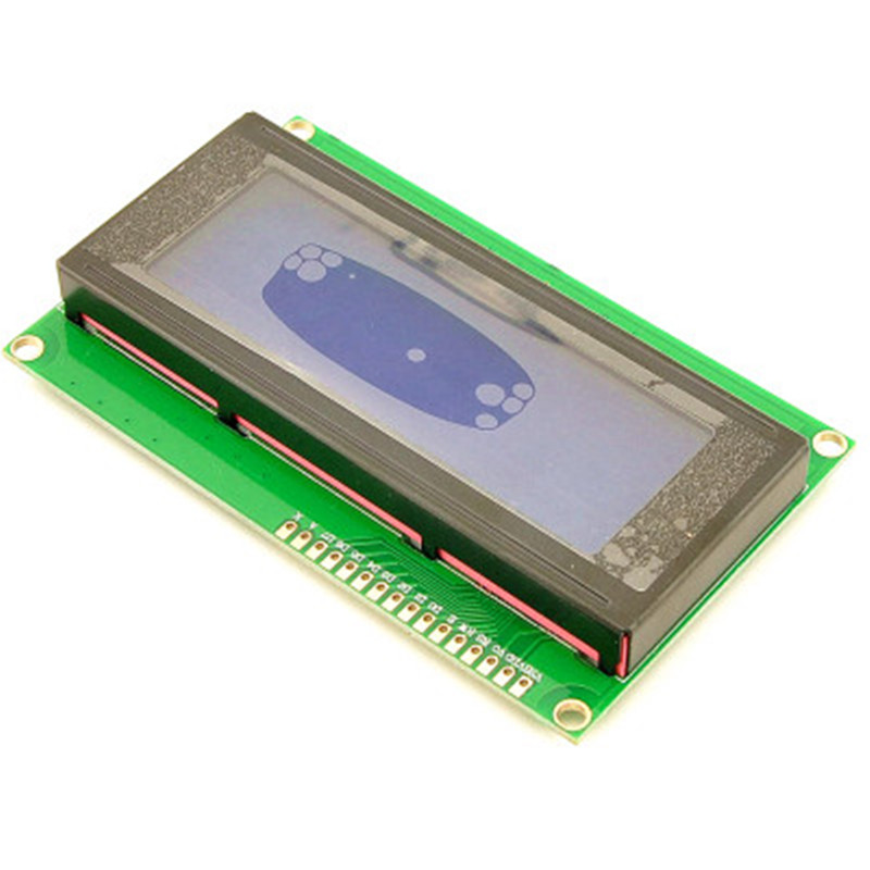 LCD Board 2004 20*4 LCD 20X4 5V Blue / Green screen LCD2004 display LCD module LCD 2004 for arduino