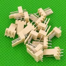 จัดส่งฟรี 1000pcs ชายวัสดุ KF2510 3pin 3 Pins Connector นำ PIN ส่วนหัว 2.54 มม.KF2510 3A