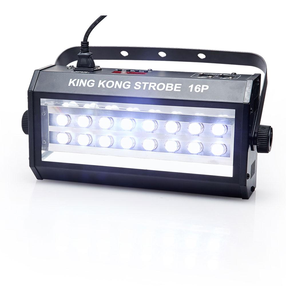 Управління DMX Vocie 16 LED 400W Строб-лампа - Комерційне освітлення
