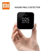 New Global original Xiaomi Smart Air Quality Monitor PM 2.5 Detector OLED Display Wifi Portable APP Control Air Quality Tester