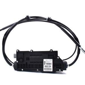 Автомобильный Электронный привод для стояночного тормоза BMW E70 X5, для BMW X5 X6 E70 E71 E72 с блоком управления, модуль управления тормозным модулем, ...