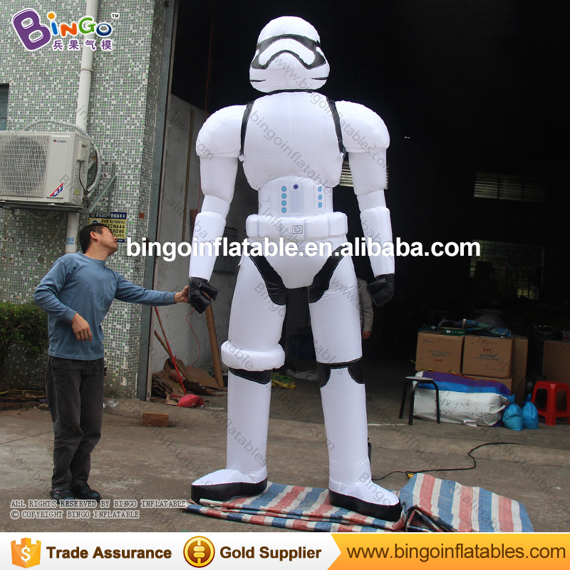 10 feets tall Best quality giant inflatable robot cartoon / white inflatable cartoon robot for advertising inflatable cartoon customized advertising giant christmas inflatable santa claus for christmas outdoor decoration