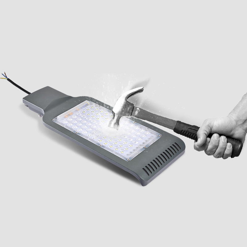 ФОТО High Class AC210-230V Direct Drive 40W 80W Cold White Ultrathin LED Street Light for Garden Yard Pathway Road