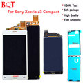 100% Test Z3 Compact LCD For Sony Xperia Z3 Compact mini LCD Display With Touch Screen Digitizer Full Assembly Original