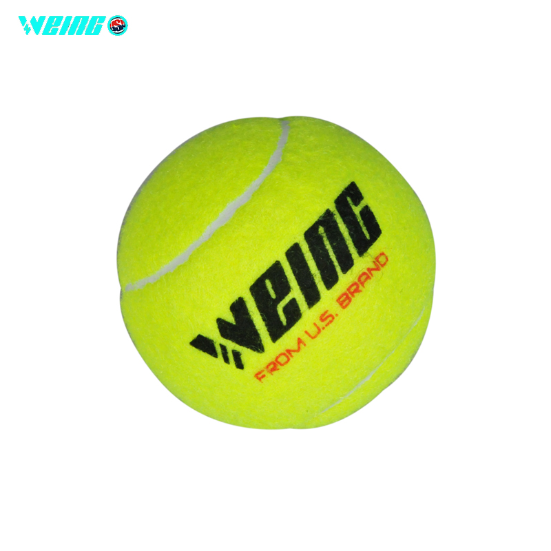 High-quality Chemical Fiber Tennis, WEING Brand Competition Standard Tennis 3 Special Promotions
