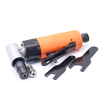 Comprar Amoladora de aire de alta calidad 3MM 6MM ángulo neumático 90 grados 1/8 amoladora de aire herramienta
