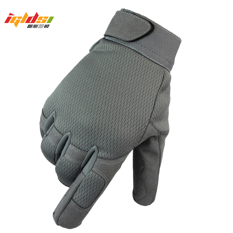 Men's Camouflage Military Gloves Army Full Finger Tactical Gloves Anti-slip Thermal Airsoft Bicycle Airsoft Motocycel Gloves