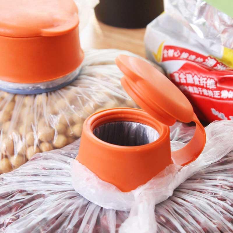 vanzlife pemeliharaan makanan kreatif sihir klip hewan peliharaan beg - Organisasi dan penyimpanan di dalam rumah - Foto 2