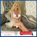 The sexual dolls 148cm silicone sex dolls real vaginal male to female in reality Male masturbation sex toy Rubber woman