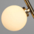 Burbuja moderna mesa de noche de estilo Europeo Clásico lámparas led para vivir habitación/oficina/estudio/taller/cama envío libre