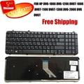 100% новое русская клавиатура для HP Pavilion DV6 DV6T DV6-1000 DV6-1200 DV6T-1100 DV6T-1300 DV6-2000 ru клавиатура ноутбука