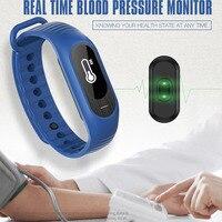 SKMEI B15P Smartwatches Women Watch Blood Pressure Heart Rate Monitor Bracelet Call Reminder Touch Screen Digital Wristwatches