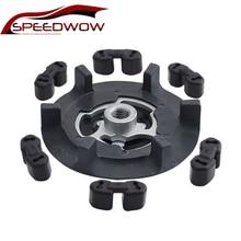 Муфта компрессора кондиционера SPEEDWOW для 5SE09C 5SL12C 5SEU12C 6SEU14C 6SEU17C 7SEU17C для Audi VW BMW
