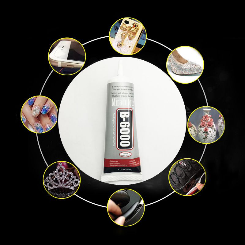 110ml Liquid B-6000 Glue Multipurpose Adhesive For Rhinestone Crystal Jewelry Craft Touch Screen Repair Glass Super Glue Strong public image limited public image limited the greatest hits… so far 2 lp