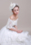 Românticos acessórios do casamento chapéus de noiva impressionante cristal espumante cabelo de noiva acessórios de moda estilo cappello sposa WH04