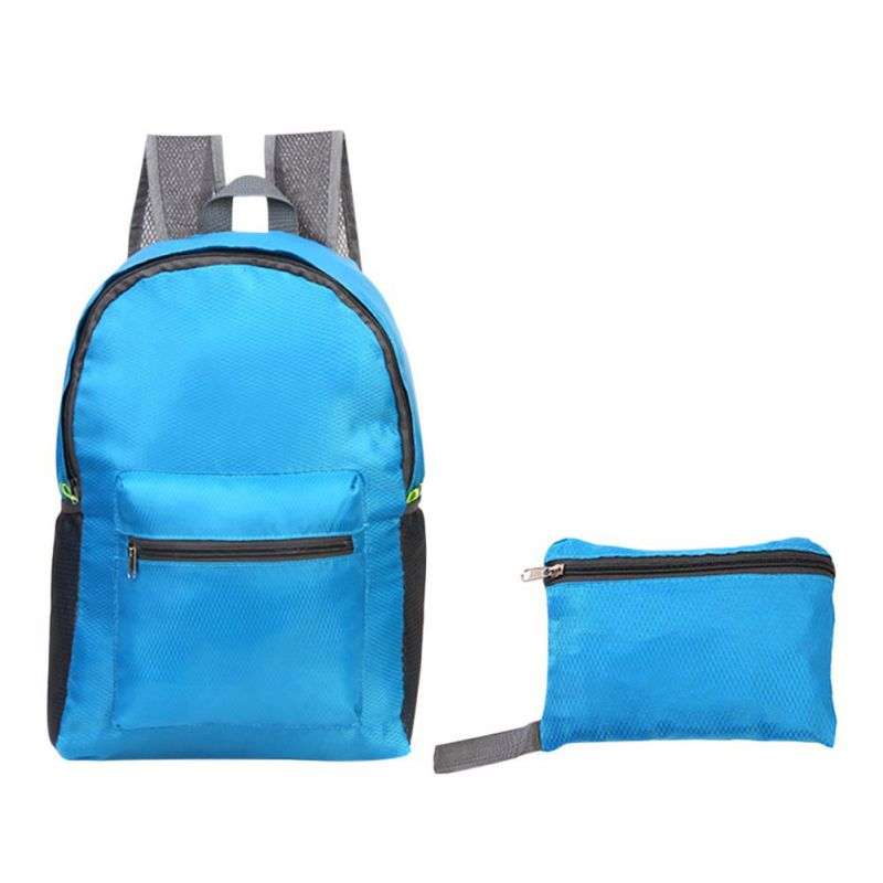 Sports Travel Storage Bag Organizer Lightweight Waterproof Foldable Travel Backpack Bag Daypack Hiking