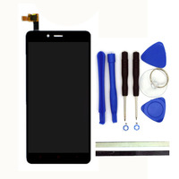 New For Xiaomi Redmi Note 2 LCD Display Digitizer Touch Screen Replacement Redmi Note2 CellPhone Parts